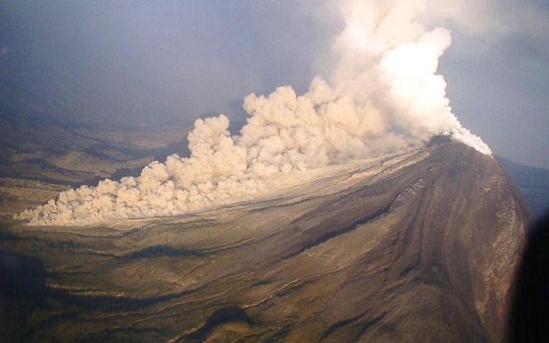 colima  volcano of fire