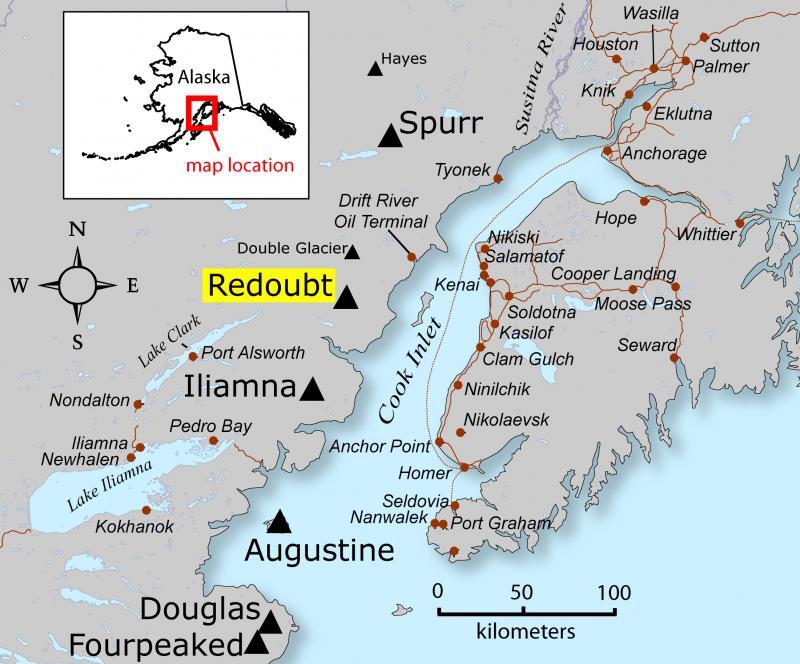 Bishop Alaska - Mount mckinley on us map