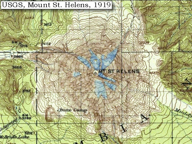 The Volcanoes of Lewis and Clark Mount St Helens Summary