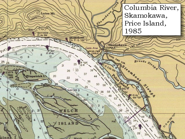 The Volcanoes Of Lewis And Clark  November 7 1805