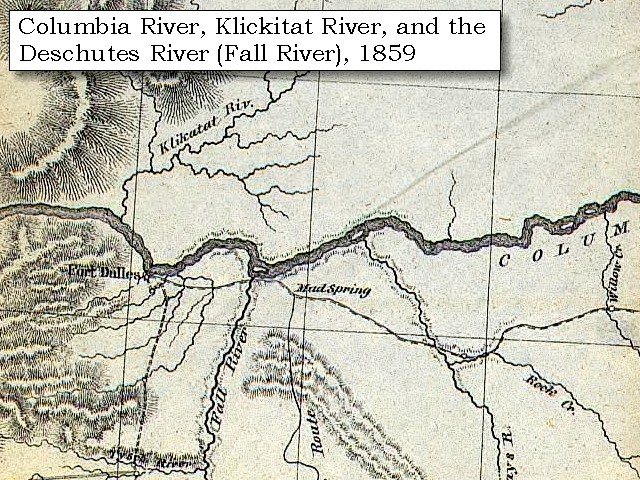 The Volcanoes of Lewis and Clark - April 21, 1806