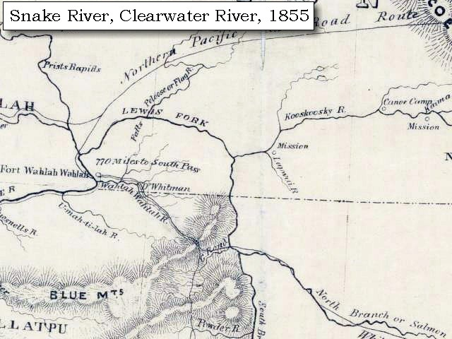 The Volcanoes Of Lewis And Clark  October 79 1805
