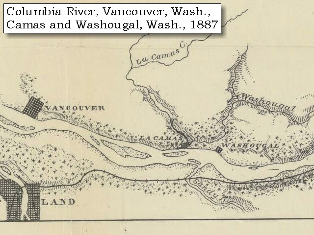 The volcanoes of lewis and clark november 3 1805 for Washougal river fishing