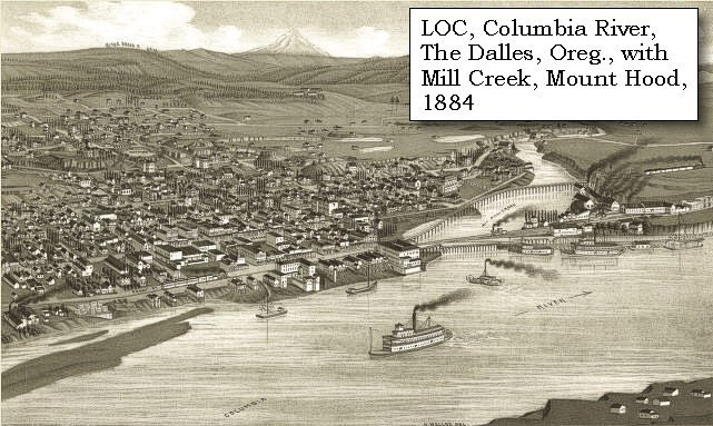 Legacy Fort Mill >> The Volcanoes of Lewis and Clark - April 15, 1806