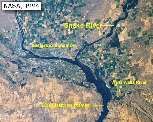 Snake River Plateau of The Snake River Click