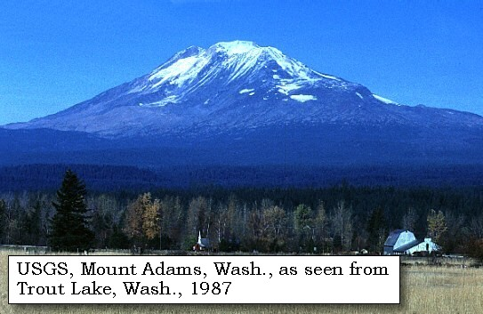 The Volcanoes Of Lewis And Clark Mount Adams Summary