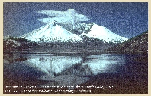 The Volcanoes of Lewis and Clark - Mount St. Helens - Summary