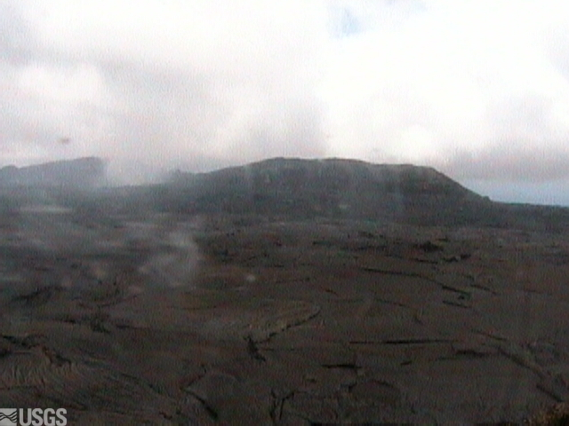 Live image of Kīlauea Volcano