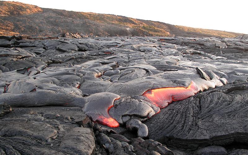 Viscosity Volcano