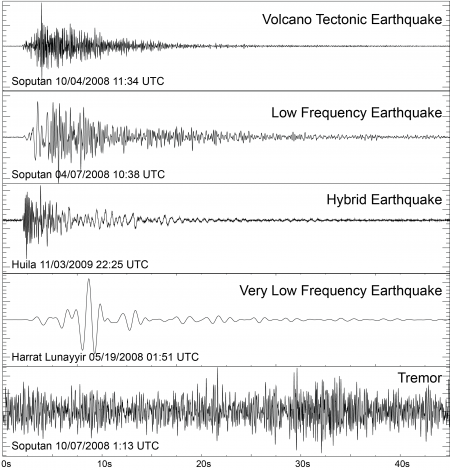 Seismograms online dating