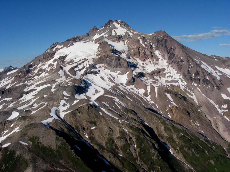 Glacier Peak, WA in Summer