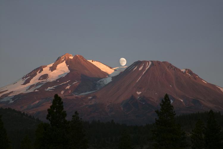 Mount Shasta California Mount Shasta Monitoring