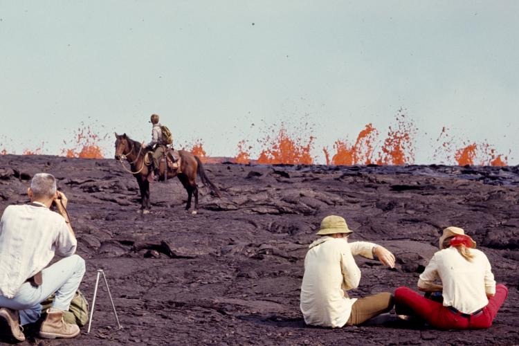 KILAUEA's 1971 Southwest Rift Zone Eruption: A First in 52 Years