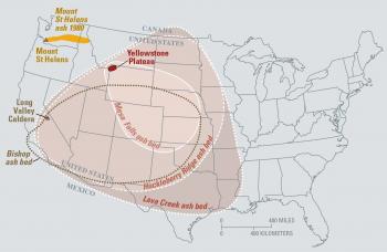Usgs Volcano Hazards Program Yvo Yellowstone