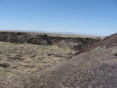 Black Rock Geology Part of The Black Rock