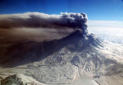 Redoubt Volcano