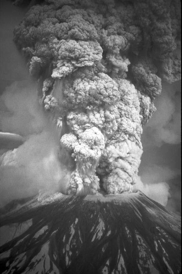 How Far Did the Ash From Mount St. Helens Travel?