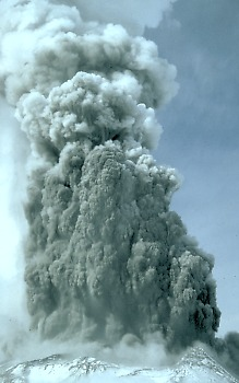 Phreatic eruption of Mount St. Helens, Washington