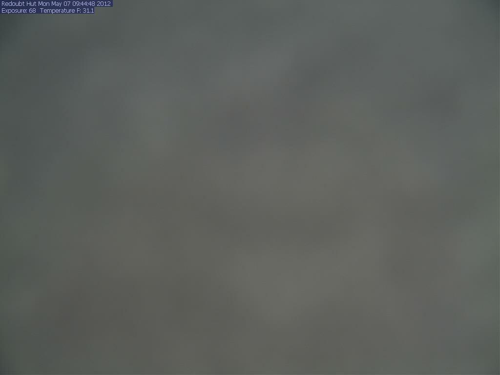 Mt. Redoubt Webcam